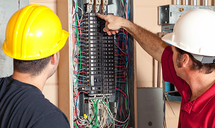 Dalton Plumbing, Heating, Cooling, Electric and Fireplaces, Inc. — Electrical Panels