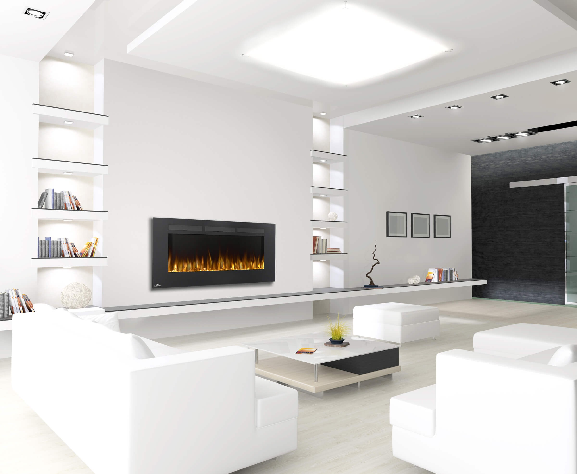 fireplace showroom in waterloo dalton plumbing heating cooling