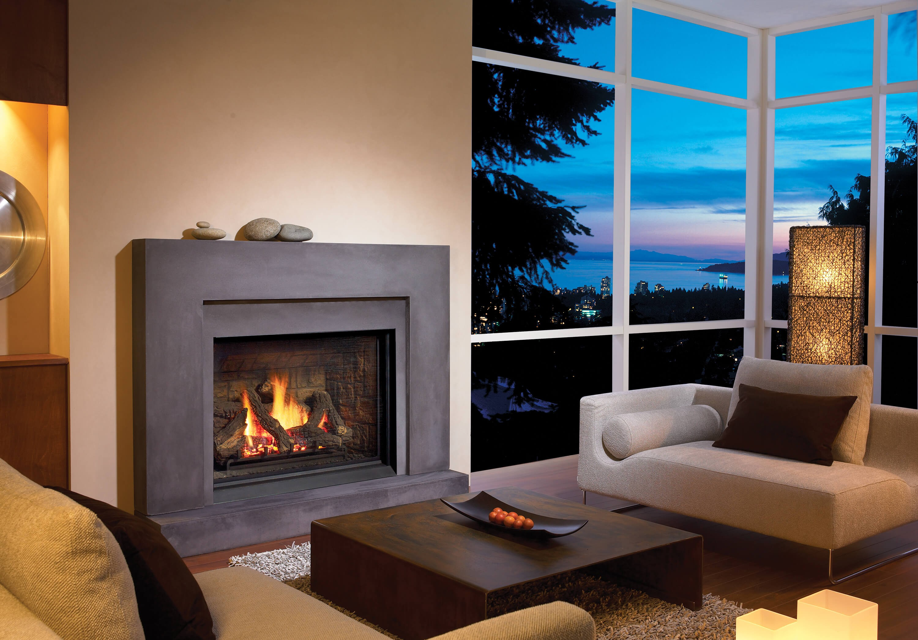 Regency Model B36XTCE Gas Fireplace