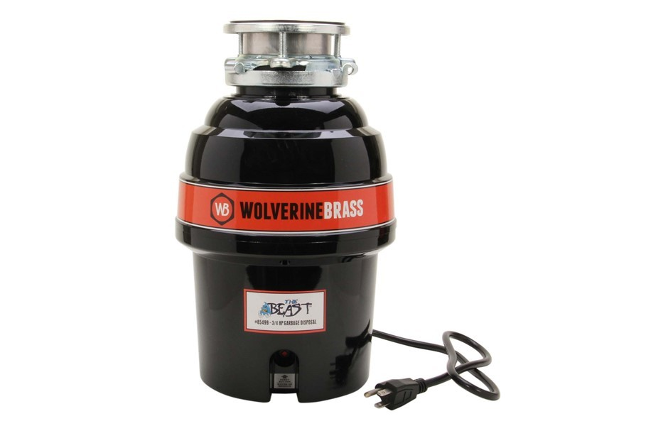Wolverine Brass 85499 The Beast
