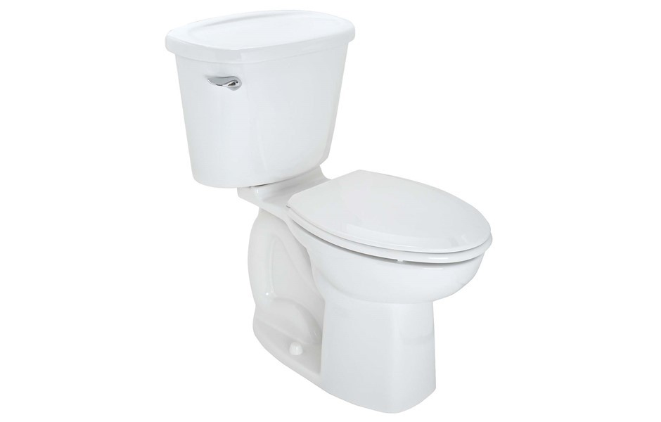 Wolverine Brass 3950TB Finale Ultimate Perfect Height Tank & Elongated Bowl, Left Hand Flush, White