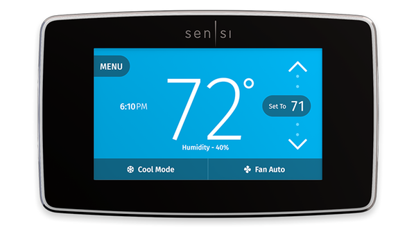 Dalton Plumbing, Heating, Cooling, Electric and Fireplaces, Inc — Thermostats (WiFi)
