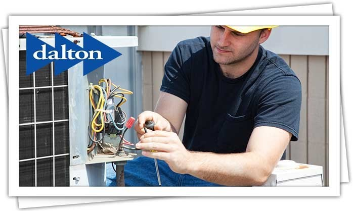 Dalton Plumbing, Heating, Cooling, Electric and Fireplaces, Inc. — Central Air