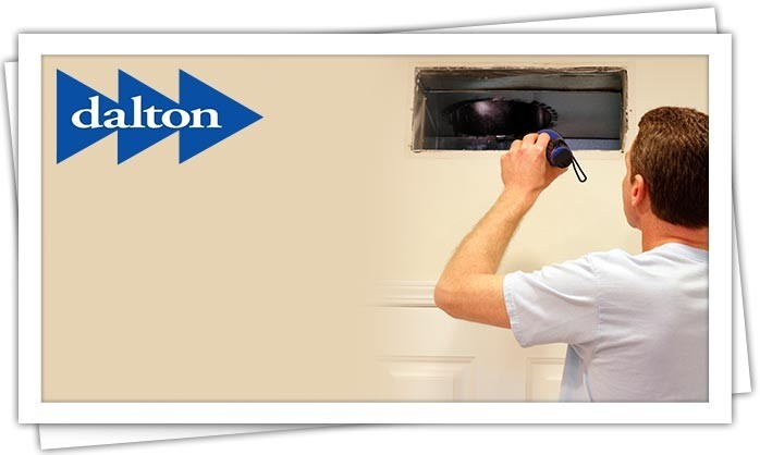 Dalton Plumbing, Heating, Cooling, Electric and Fireplaces, Inc — Duct Cleaning, Install, Repair, Testing