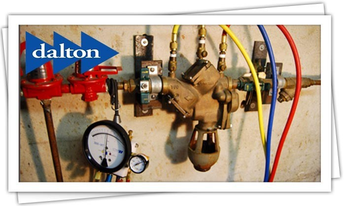 Dalton Plumbing, Heating, Cooling, Electric and Fireplaces, Inc. — Backflow Testing and Certification