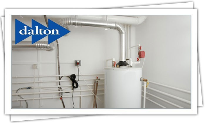 Dalton Plumbing, Heating, Cooling, Electric and Fireplaces, Inc. — Boiler