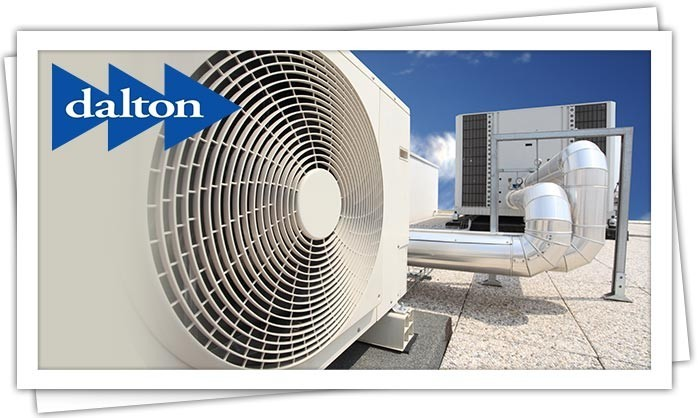 Dalton Plumbing, Heating, Cooling, Electric and Fireplaces, Inc. — Commercial Cooling