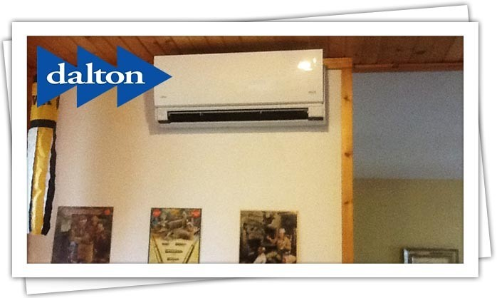 Dalton Plumbing, Heating, Cooling, Electric and Fireplaces, Inc — Mobile Home Cooling