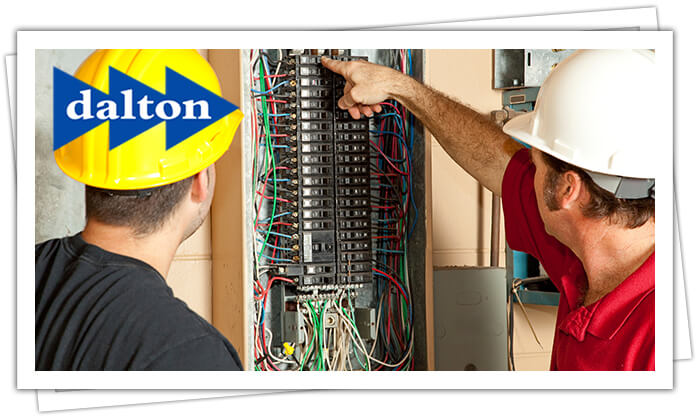 Dalton Plumbing, Heating, Cooling, Electric and Fireplaces, Inc. — Electrical