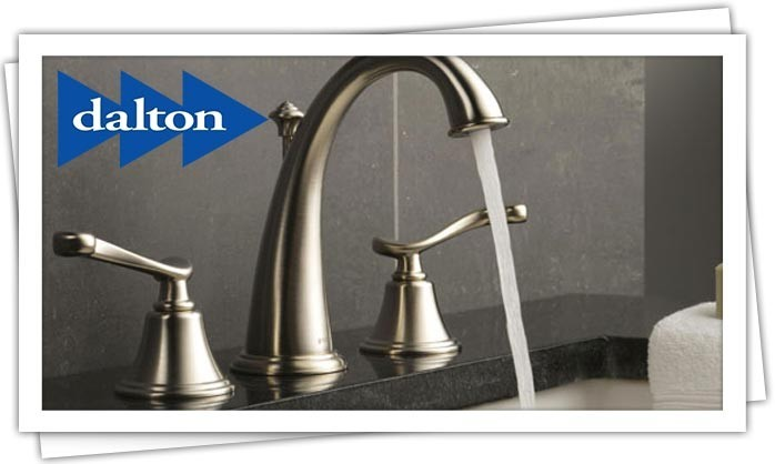 Dalton Plumbing, Heating, Cooling, Electric and Fireplaces, Inc — Bathrooms
