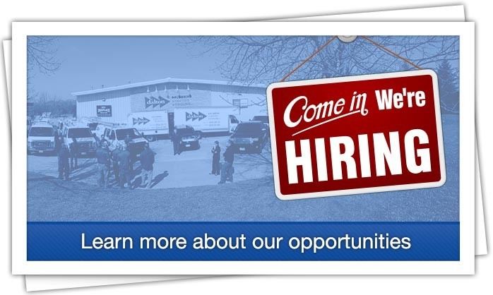 Dalton Plumbing, Heating, Cooling, Electric and Fireplaces, Inc —  Hiring