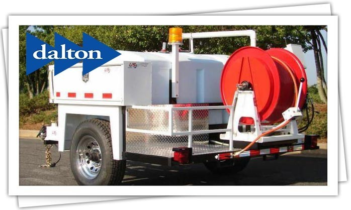 Dalton Plumbing, Heating, Cooling, Electric and Fireplaces, Inc. — Hydro Jetting