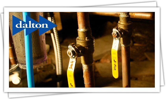 Dalton Plumbing, Heating, Cooling, Electric and Fireplaces, Inc. — Repiping