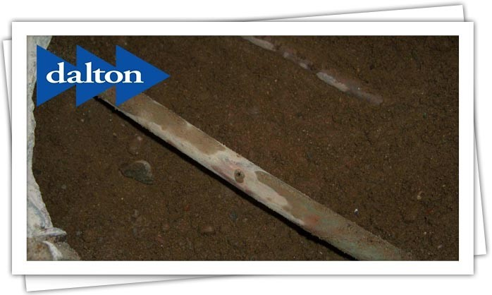 Dalton Plumbing, Heating, Cooling, Electric and Fireplaces, Inc. — Slab Leak Repairs