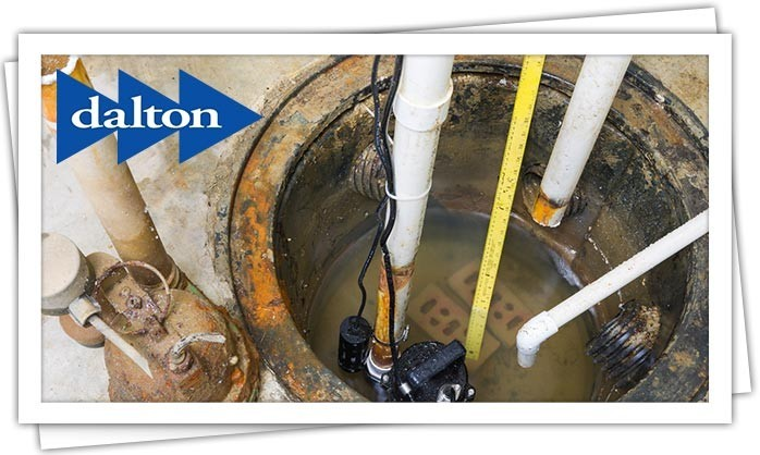 Dalton Plumbing, Heating, Cooling, Electric and Fireplaces, Inc — Sump Pumps