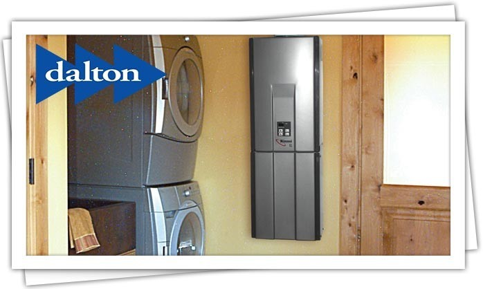 Dalton Plumbing, Heating, Cooling, Electric and Fireplaces, Inc — Tankless/On Demand Water Heaters
