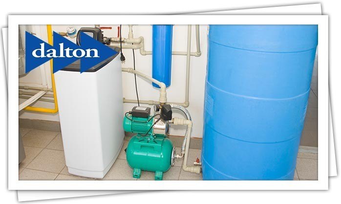Dalton Plumbing, Heating, Cooling, Electric and Fireplaces, Inc — Reverse Osmosis