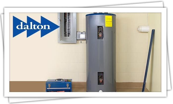 Dalton Plumbing, Heating, Cooling, Electric and Fireplaces, Inc — Natural/LP Gas Water Heaters