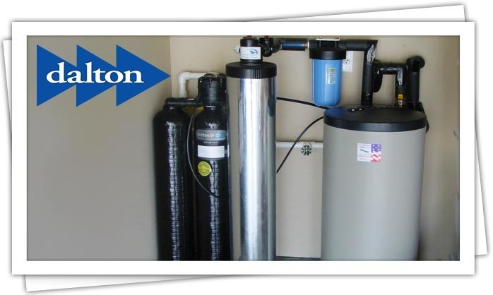 Dalton Plumbing, Heating, Cooling, Electric and Fireplaces, Inc. — Water Softeners