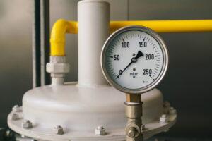 gas-boiler-manometer